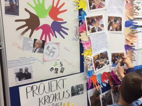 Projekt Krokus - Litice