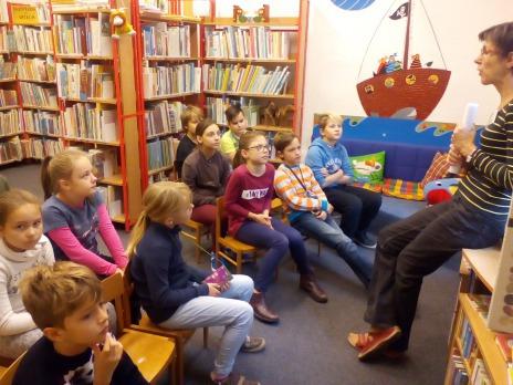 Program v knihovně