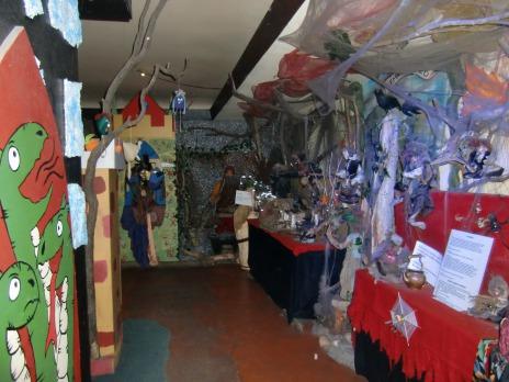 4. oddělení školní družiny navštívilo Muzeum strašidel
