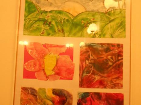 Výstava enkaustických obrázků na plzeňské radnici