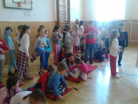 Pyžamová párty v ŠD Litice