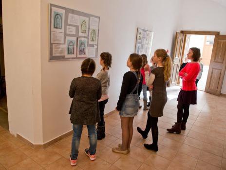 Paličkování - výstava v Blovicích