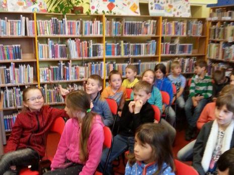 2. D opět v knihovně