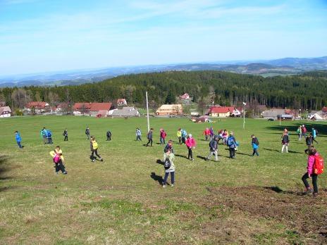 Škola v přírodě 4. A a 5. B - Rohanov
