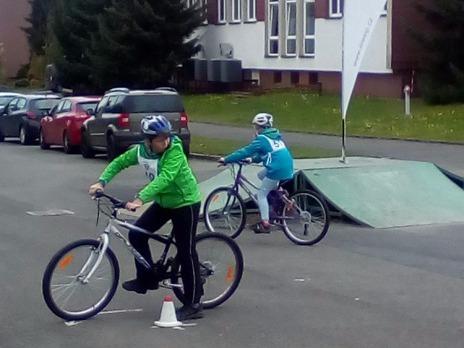Dopravní soutěž