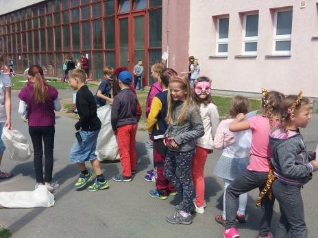 Školní družinová pouť
