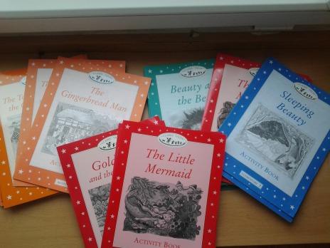 Rozšířili jsme anglickou knihovnu o další tituly