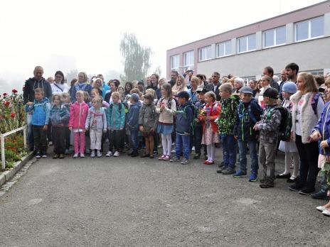 1. školní den