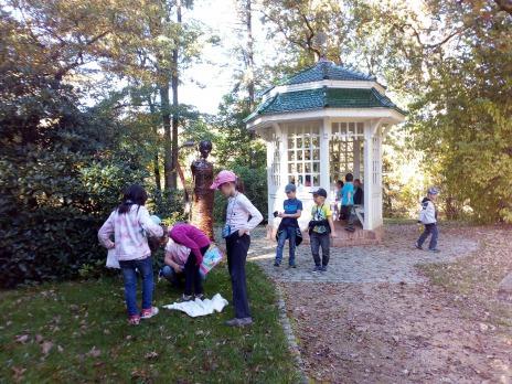 Podzimní Luftova zahrada
