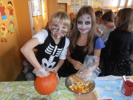 Halloween ve 3. B