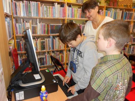 III.C v knihovně