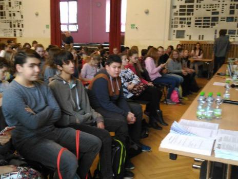 Setkání školních parlamentů