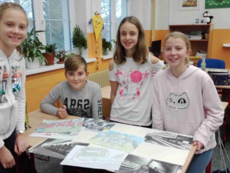 """Projektový den """"Nádraží"""" v Liticích"""