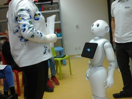 8. A v Centru robotiky