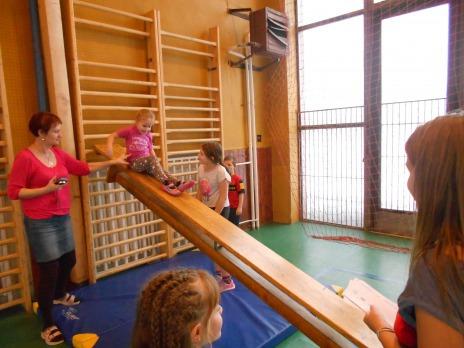 Sportovní dopoledne pro školky