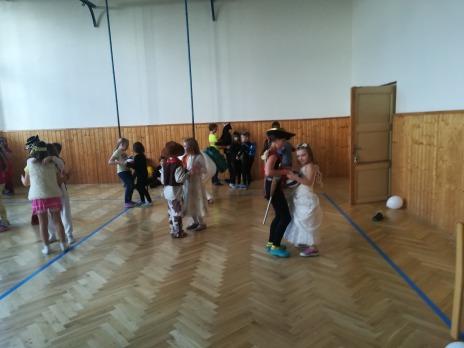 Masopustní karneval v ŠD v Liticích