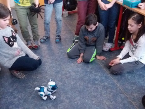 Den s robotickými domácími mazlíčky