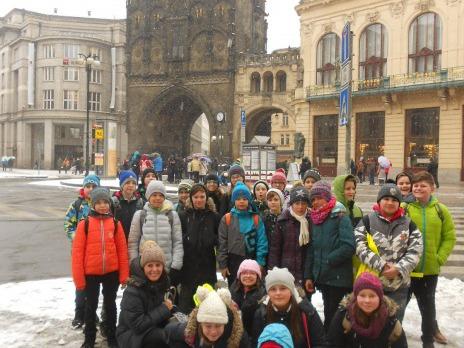 Exkurze v Praze