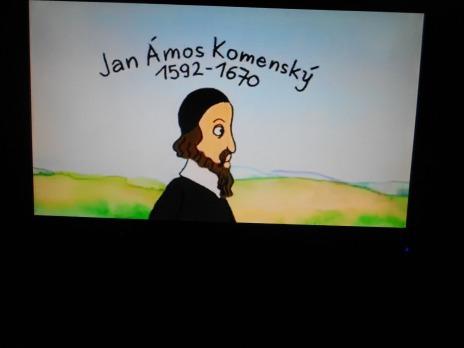 Putování s Janem Amosem