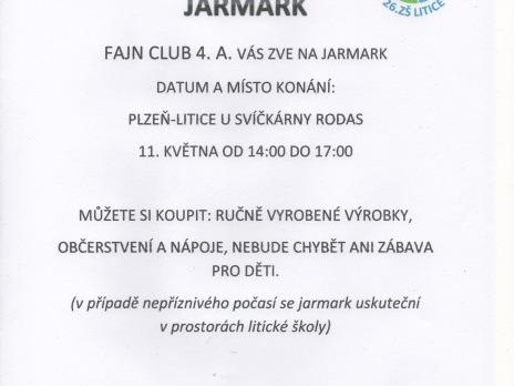 Pozvánka na litický JARMARK