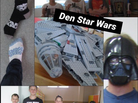 Den Star Wars na 26.ZŠ