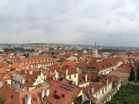 Exkurze Praha