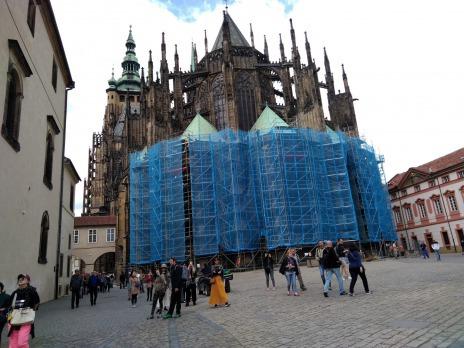 V Praze bylo blaze