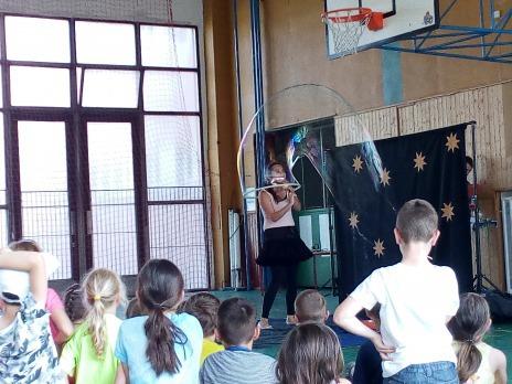 Bublinková show