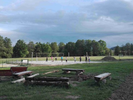 Škola v přírodě Lučkovice - 4. A a 4. B