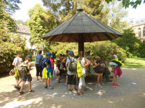 Exkurze Karlovy Vary