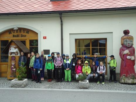 Škola v přírodě V. A