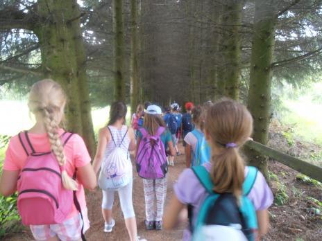 Škola v přírodě 3. B