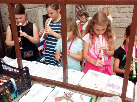 Flétničkové pískání v Liticích