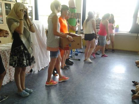 Divadlo našich žáků pro naše žáky