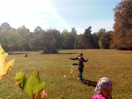 ŠD uvítala podzim