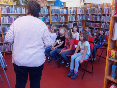 ŠD v knihovně