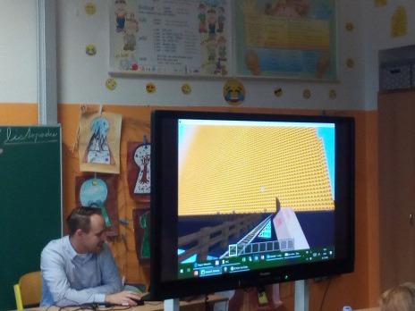 Minecraft v ŠD