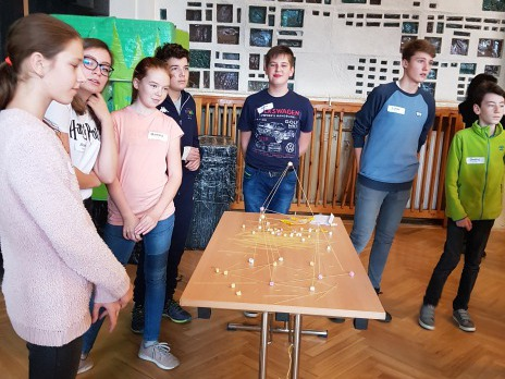 Druhé setkání školních parlamentů města Plzně