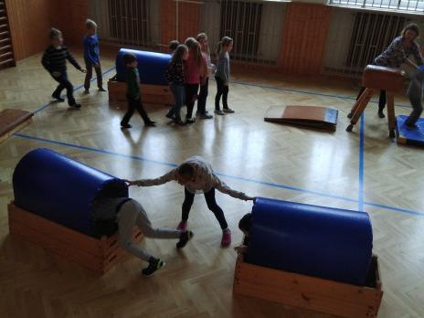 Sportovní odpoledne v ŠD Litice
