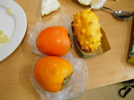 Ochutnávka cizokrajného ovoce