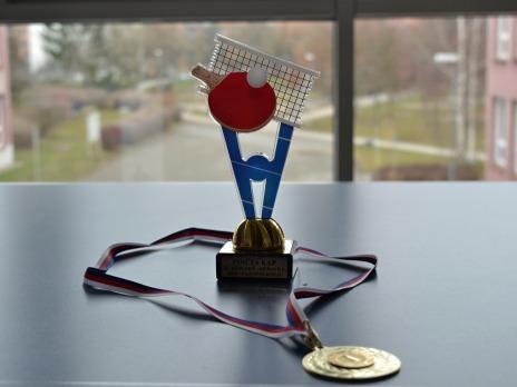 Vánoční kolo 2. ročníku turnaje ve stolním tenise - PINČES CAP 26. ZŠ Plzeň – Růžovka