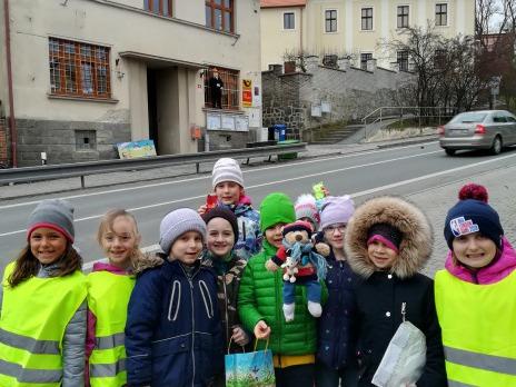 Putování Lumpíka napříč Českou republikou