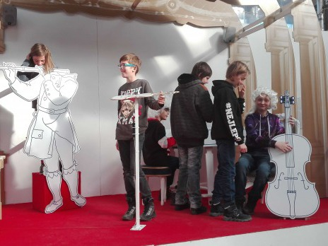 Páťáci z Litic Za barokem