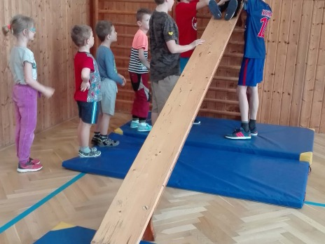 Sportovní dopoledne pro MŠ Litice