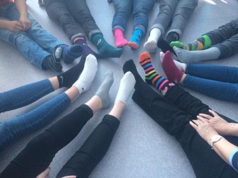 Ponožkový den