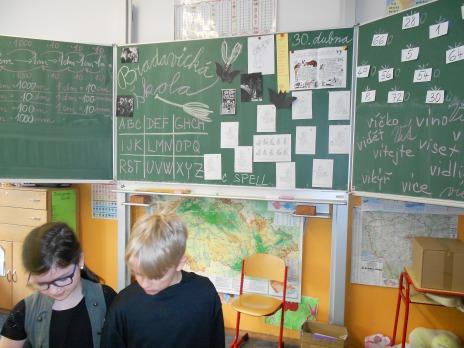 3. A v Bradavické škole