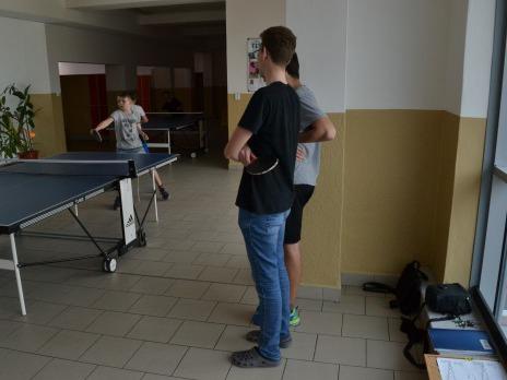 Velikonoční kolo 2. ročníku turnaje ve stolním tenise - PINČES CAP 26. ZŠ Plzeň – Růžovka
