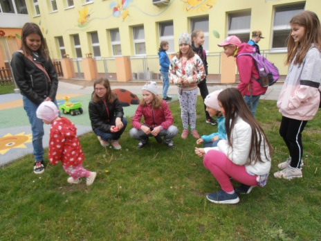 Návštěva v Dětském centru