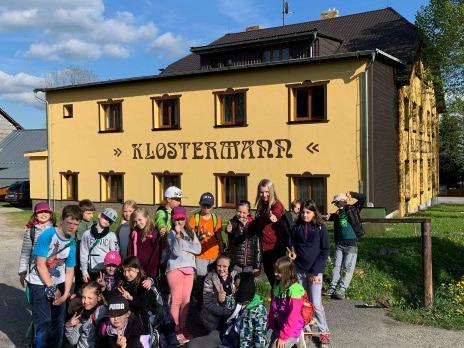 Škola v přírodě 4. C