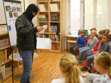Bezpečný internet v knihovně